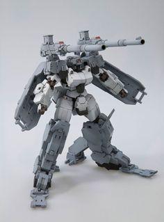 Frame Arms Type 32 Model 1 Ryuurai Kai 1/100 Plastic Model(Back-order)