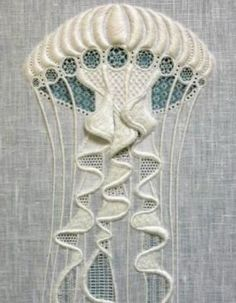 ♒ Enchanting Embroidery ♒ Fine Whitework - Apprentice, Lucy Reed