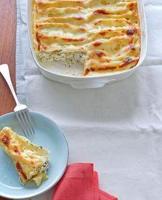 Dieser Ofenklassiker ist garantiert mehrheitsfähig: ein wunderbarer fleischfreier Primo Piatto.