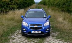 Chevrolet Trax reviewed