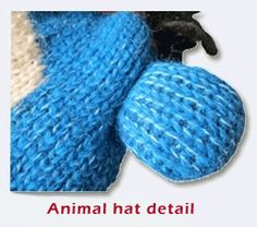 Dettaglio cappelli animali
