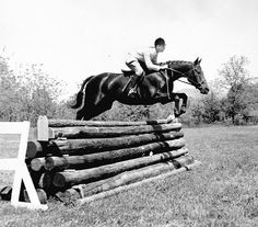 Looking Back on the Hunter Division: George Morris critiquing top riders of the past ~ Lee Samuels on Shady Pete - This is a particularly nostalgic picture for me. I frequently rode, schooled and took lessons on Shady Pete at Gordon Wright's stable (Secor Farms in White Plains, N.Y. circa 1952). I was changed onto this same horse during the 1952 AHSA Medal Finals at Madison Square Garden. The next day in the ride-off for the ASPCA Maclay Finals I was .......read more   The Chronicle of the…
