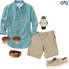A perfect #Summer #Weekend outfit! #Coolwear #Casual #MensFashion #JadeBlue #Ahmedabad