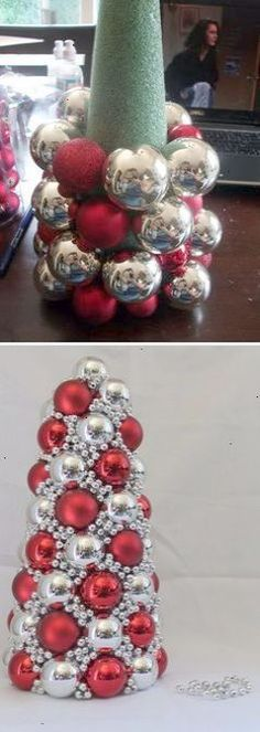 20 Great Ways To Decorate Your Home With Christmas Ornaments - Styletic