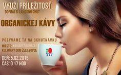 Organická káva - DXN Ochutnávka - Želiezovce