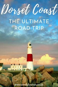 My ultimate Dorset coast road trip. From Hampshire's New Forest, to all the best spots on the Jurassic Coast, this is the perfect Dorset weekend itinerary! Forest Camp, Forest Road, New Forest, Road Trip Uk, Road Trip Hacks, Uk Campsites, Dorset Coast, Jurassic Coast, Camping Holiday