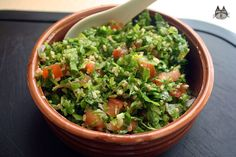 Airinie Cooks: Her Eclectic Kitchen: Tabbouleh