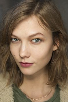 Backstage Beauty: Isabel Marant F/W 2014