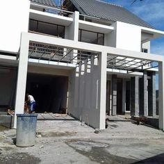 Kontraktor Bangunan Jakarta Garage Doors, Outdoor Decor, Interior, Home Decor, Homemade Home Decor, Indoor, Decoration Home, Interiors, Interior Decorating