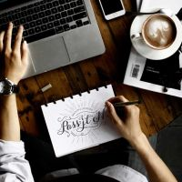 Running an art business isn't easy. Here are four key areas to focus on for a successful art business!