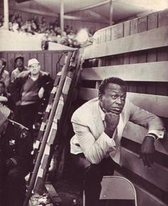 """""""If you don't know what to play, play nothing."""" - Miles Davis at the Monterey Jazz Festival, 1964 by Jerry Stoll"""