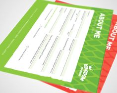 A feedback card designed just for kids!