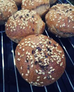 Paleo, Hamburger, Bakery, Food And Drink, Bread, Homemade, Cooking, Healthy, Recipes
