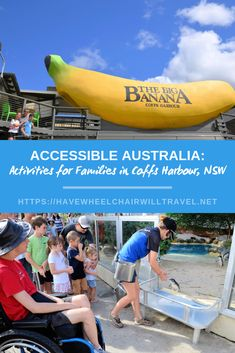 We are a family sharing our travels, tips and experiences here at Have Wheelchair Will Travel. While we have a focus on travel we know that travel is a 'sometimes' activity for most of us, so we share our day-to-day tips and other fun in between. Travel With Kids, Family Travel, Thing 1, Family Activities, Holiday Activities, School Holidays, Beach Holiday, Travel And Leisure, Holiday Destinations