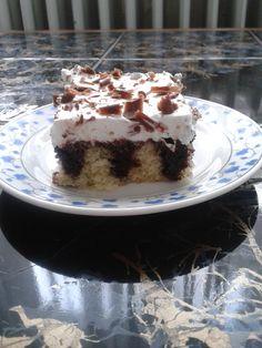 Şişleme Pasta /Dürtme Kek   Cahide Sultan بسم الله الرحمن الرحيم