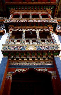 Global School. Bhutan