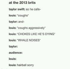Hahahahaha Lou would do that:D