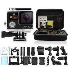 GeekPro® 3.0 WIFI HD 1080P Action Camera 12MP Shockproof Carrying Bag Waterproof Sports Action Camera Accessory Bundles GEEKPRO http://www.amazon.com/dp/B019FF41SW/ref=cm_sw_r_pi_dp_V38Swb04F83AB