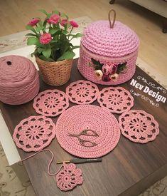 Best 7 Image gallery – Page 575827502353484306 – Artofit Crochet Art, Crochet Motif, Crochet Doilies, Hand Crochet, Knitting Designs, Knitting Patterns, Crochet Patterns, Crochet Designs, Easy Crafts To Make