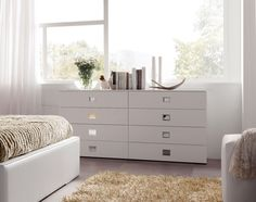 FUSION 01 chest of drawers