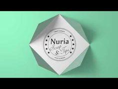 Nuria Scrap and Tips Design Crafts, Container, Album, Tips, Youtube, Scrapbooking, Videos, Tutorials, Shape