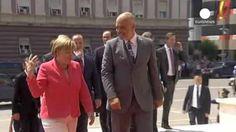 Merkel visita los Balcanes para demostrar el interés de la UE en la estabilidad de la región