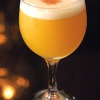 Passion Fruit Pisco Sour Recipe