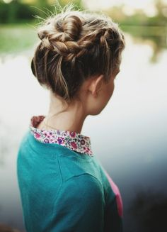 Braid Bun, Braided Hairstyles for Summer 2013-204 | Popular Haircuts