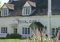 The Royal Oak near Marlow.