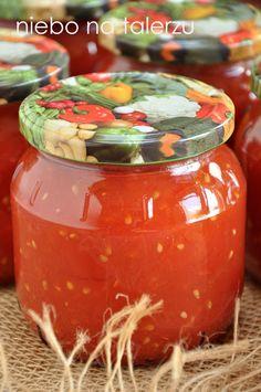 Pomidory wsłoikach Salsa, Jar, Food, Eten, Meals, Drinkware, Vase