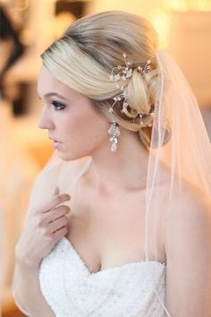 1000 images about brautfrisur on pinterest brides wedding hairs and strapless dress hair. Black Bedroom Furniture Sets. Home Design Ideas