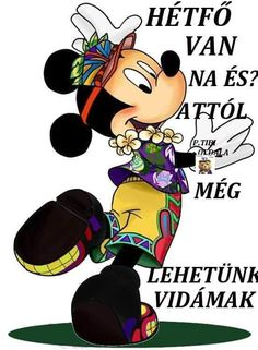 Funny Art, Smiley, Good Morning, Mickey Mouse, Disney Characters, Fictional Characters, Van, Advent, Buen Dia