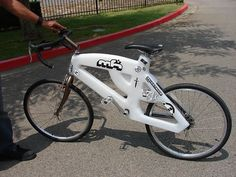 Plastic recycle pet fles fiets  Matt Clark Design IV-1 Prototype | Bike Commuters