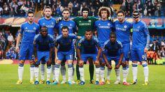 Chelsea FC Europe League 2013