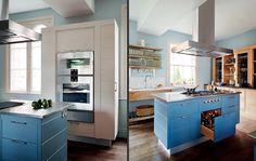 Smallbone of Devizes | Brasserie Kitchen Collections | Brasserie Kitchen Design