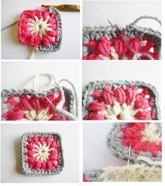 Manta o Afgano Primavera en Crochet con paso a paso grátis ⋆ Manualidades Y DIYManualidades Y DIY Crochet Earrings, Diy, Fashion, Color Coordination, Free Pattern, Loom, Opportunity, Moda, Bricolage
