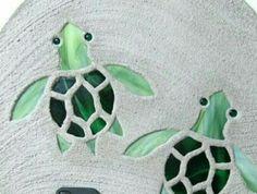 Mosaic turtles