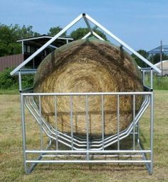 Dont Have A Barn DIY Hay Stack