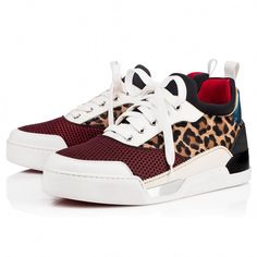 9293daf3096 Shoes - Aurelien Flat - Christian Louboutin  ChristianLouboutin Basket Homme