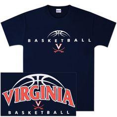 UVA Basketball T-Shirt