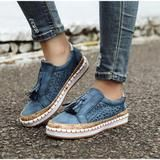 Women's Shoes Slip On Hollow Out Flats Loafers Casual Sneakers 5 Colors Loafer Sneakers, Casual Sneakers, Casual Shoes, Loafer Flats, Loafers For Women, Ladies Loafers, Sneakers Women, Ladies Slips, White Shoes