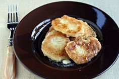 West Bay jonnycake recipe {vegetarian, gluten-free} {http://www ...