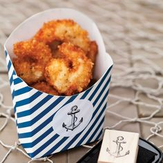 Pirate�s Popcorn Shrimp