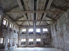 The White Yard Shed Chatham Dockyard