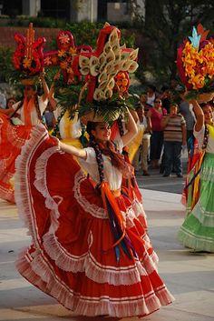 Guelaguetza Festivals, Oaxaca