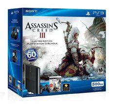 PlayStation 3 500GB Assassin's Creed III Bundle by Sony, http://www.amazon.com/dp/B0050SWQ86/ref=cm_sw_r_pi_dp_IDIarb1CM995V