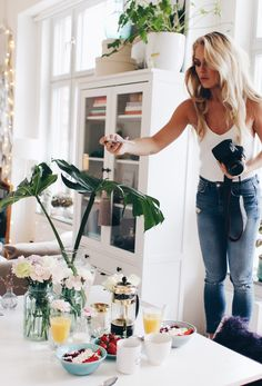 Angelica Blick | Home styling Swedish style.