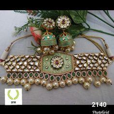 ❤#Exquisite jewellery#jadaujewellery#afghanijewellery#jaipurjewellery#sabyasachibride#indianfashion#Mumbai jewellery#rajputani…