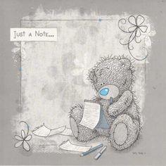 Tatty Teddy Bear - Love My Family & Friends ❤️