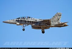 USMC: McDonnell Douglas F/A-18D Hornet